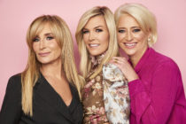 Tinsley Mortimer, Sonja Morgan, and Dorinda Medley