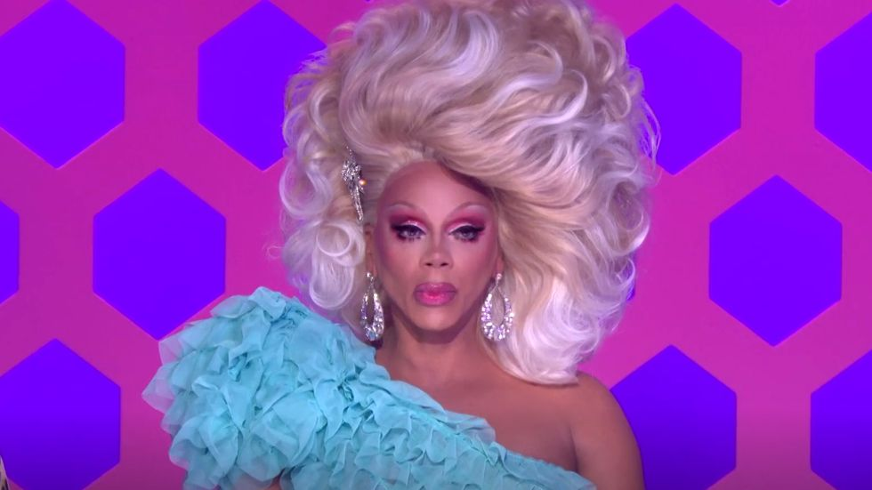 RuPaul spoke about the show's long-anticipated UK spin-off