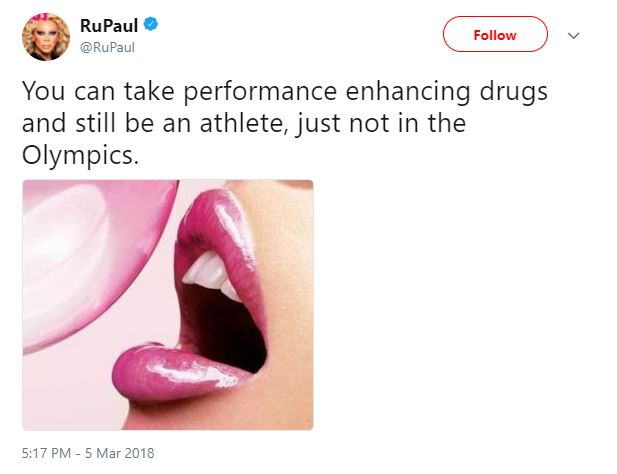 RuPaul says his comments on trans people were taken 'so out of context'