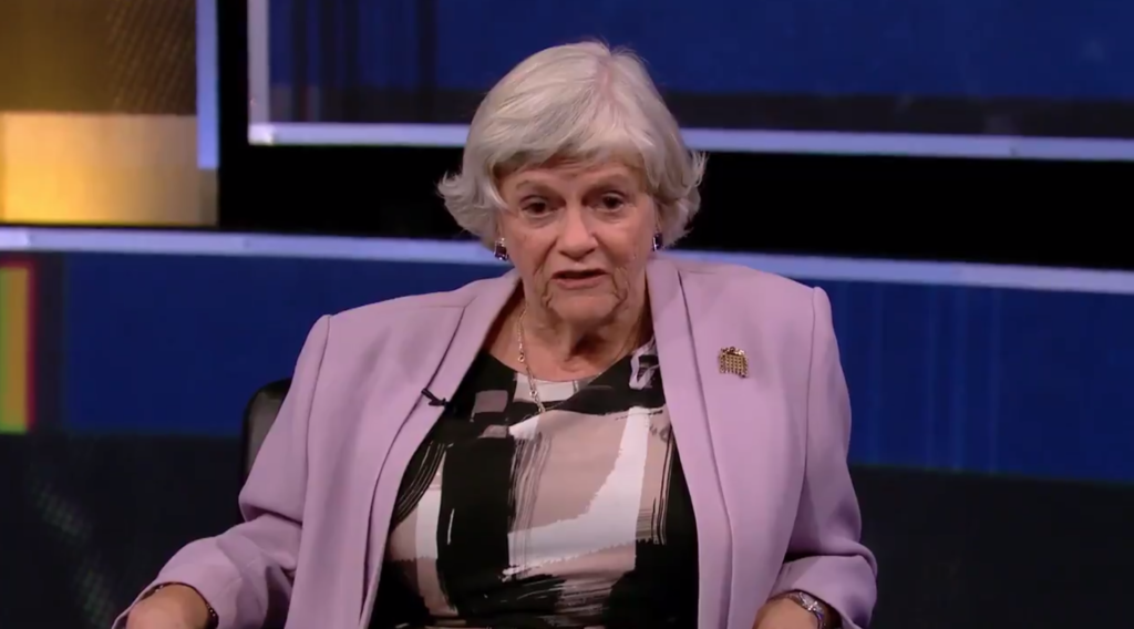 Ann Widdecombe: Anti-LGBT politician confronted on TV for 'peddling' hate