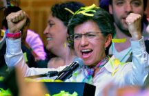 Columbia just made history by elected 'incorruptible' lesbian as capitol's mayor