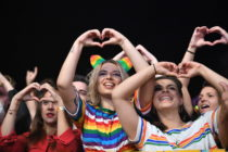 homophobia rises in young people