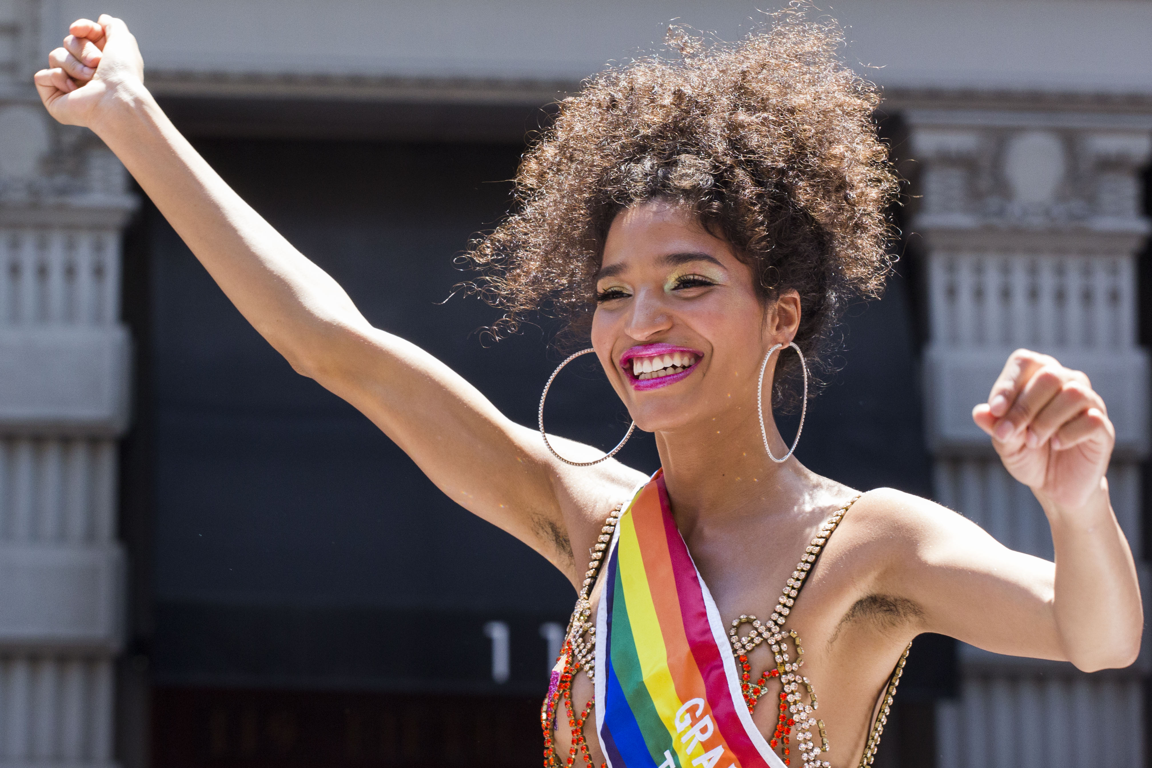 Indya Moore opens up about being gaslit 'every day' as a Black American