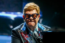 Elton John performs during his Farewell Yellow Brick Road tour at the Wizink Center on June 26, 2019 in Madrid, Spain. (Ricardo Rubio/Europa Press via Getty Images)
