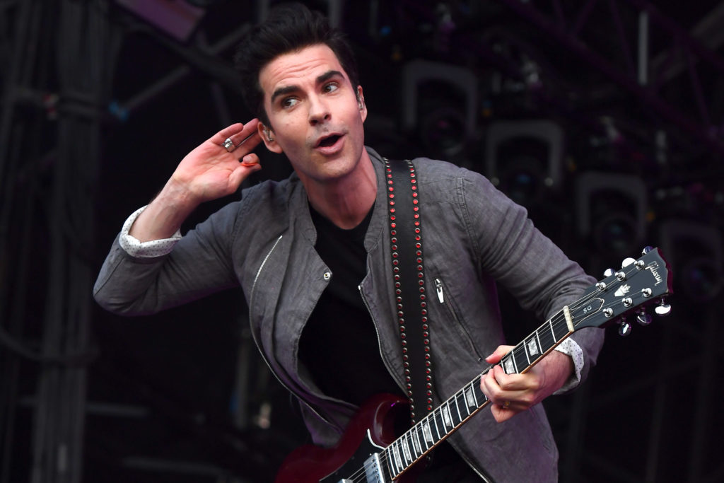 Kelly Jones of the Stereophonics. (Photo by Dave J Hogan/Getty Images)