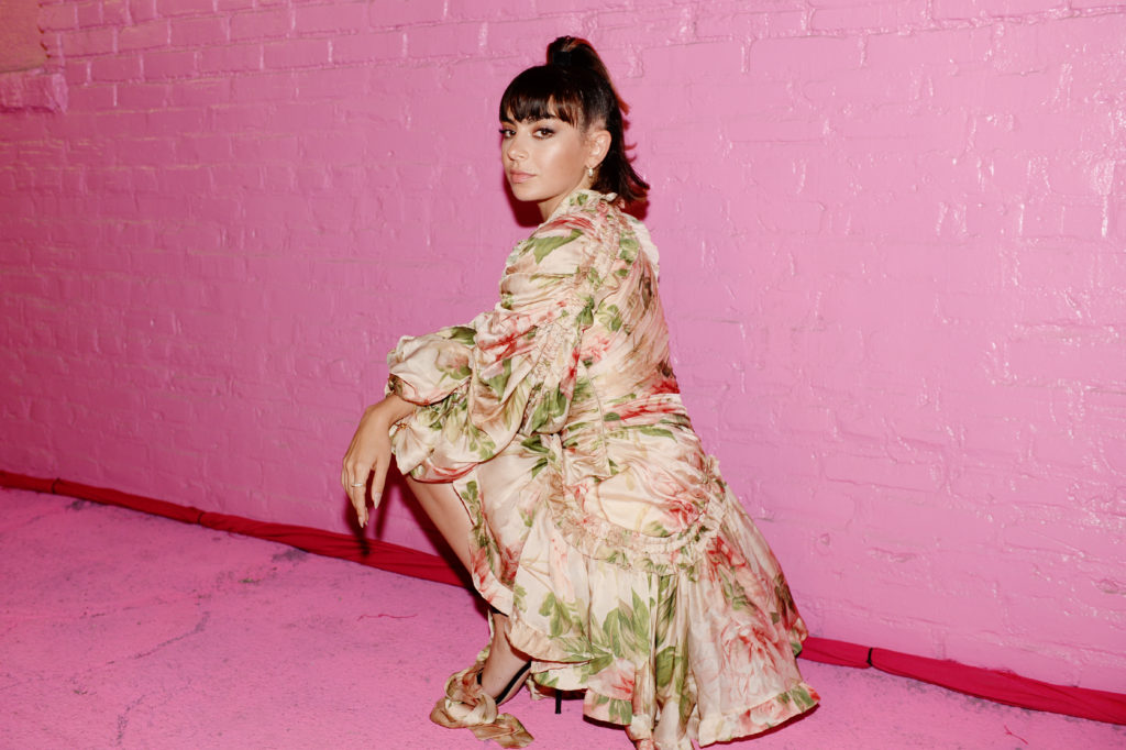 Charli XCX. (Andrew Toth/Getty Images for Pandora)