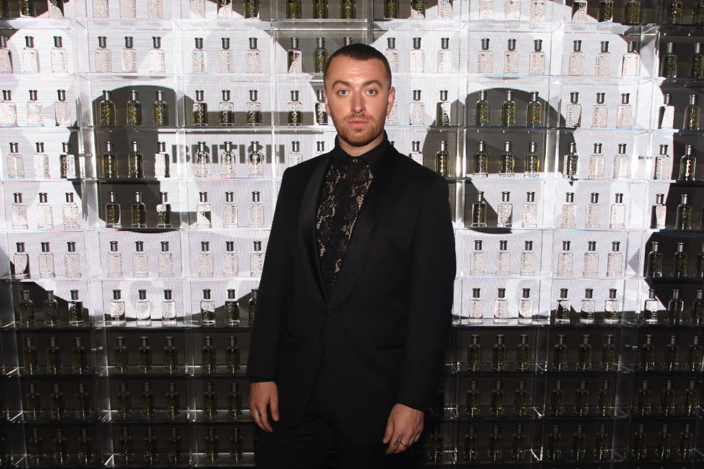 Sam Smith shares heartwarming poem about pronouns sent by their auntie