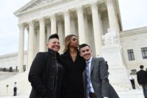 trans lawyer fights at supreme court