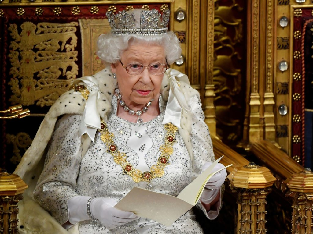 Gender Recognition Act reform was not mentioned in Queen Speech