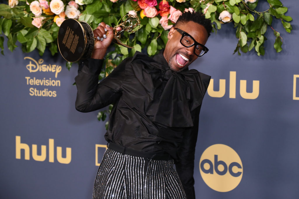 Billy Porter Joins Camila Cabello in Sony's Cinderella