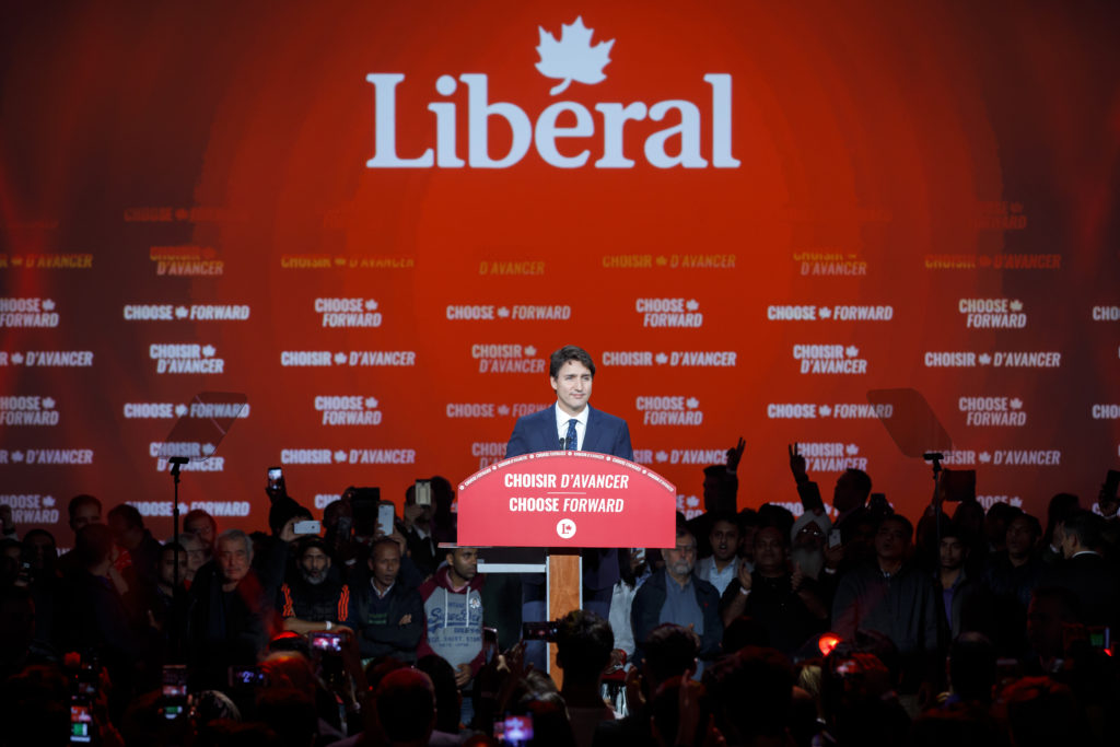 This is what Justin Trudeau win means for Canada's LGBT community