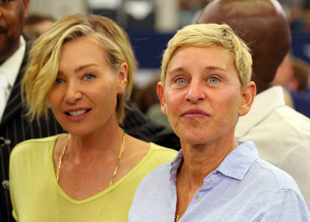 Ellen DeGeneres: Portia de Rossi says wife is 'doing great' amid backlash