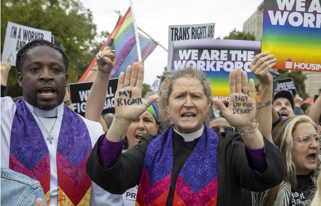 Supreme Court: Professor's perfect argument in favour of LGBT rights