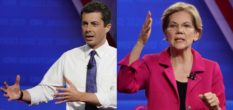 Pete Buttigieg and Elizabeth Warren explained why they don't support plans to scrap tax exemption status for churches