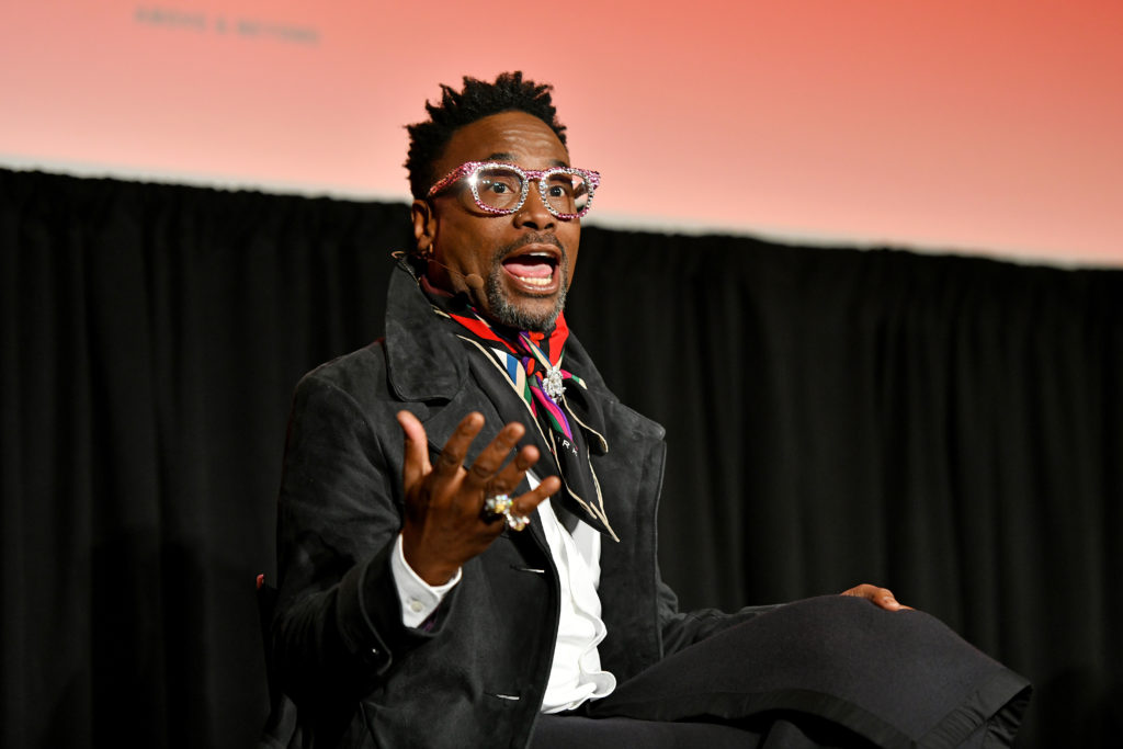 Billy Porter says being black and gay hurt his career