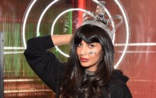 Actor and feminist activist Jameela Jamil