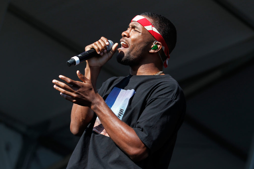 Frank Ocean is hosting his own queer club night