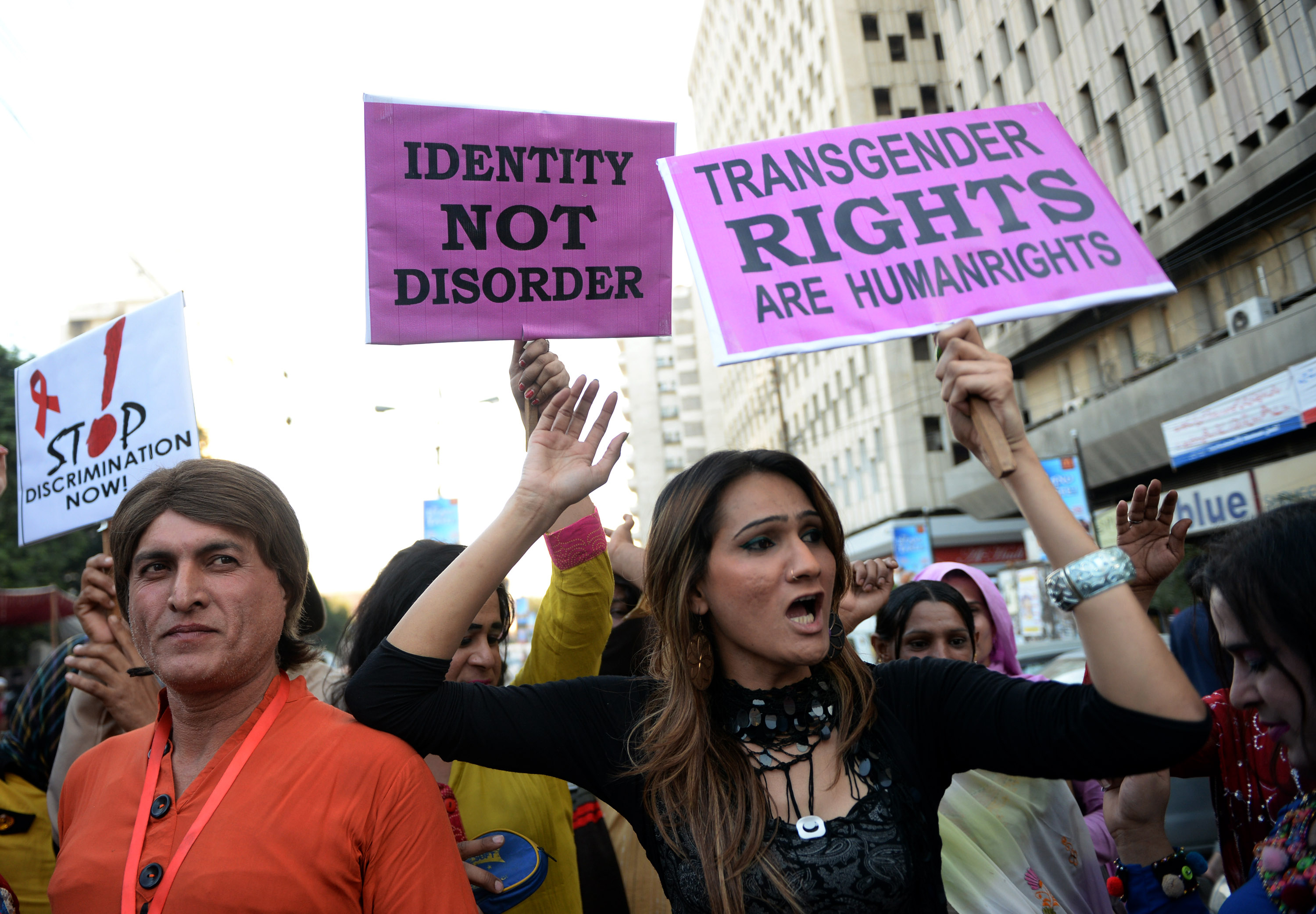 Pakistan announces historic 'bill of protection' to defend trans community