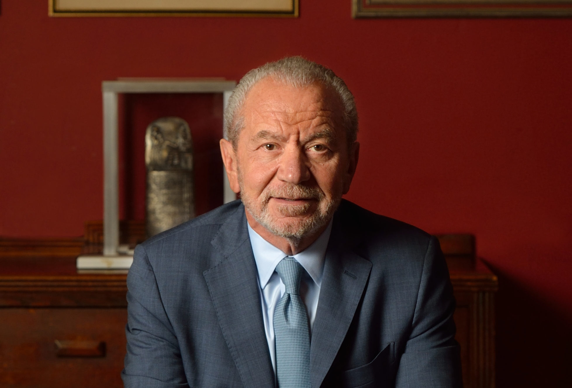 Lord Alan Sugar. (Chris Williamson/Getty Images)