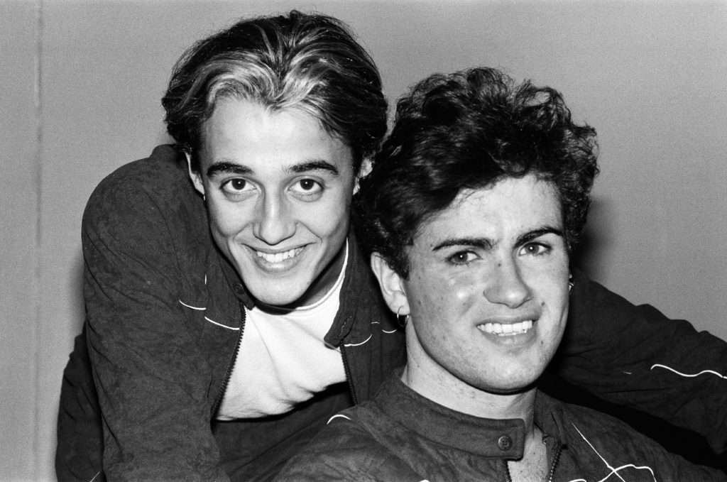 Wham!'s Andrew Ridgeley reveals AIDS death fears for ...