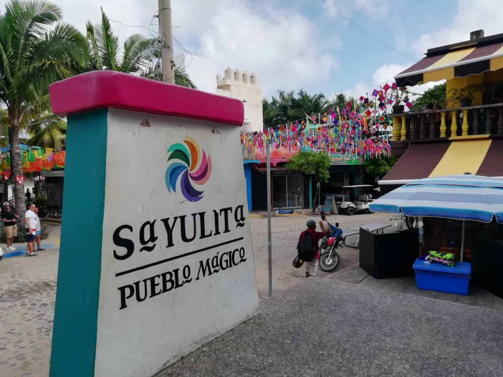 Sayulita is a popular town in Riviera Nayarit (PinkNews)