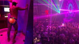 Gay bars in Puerto Vallarta's La Zona Romantica