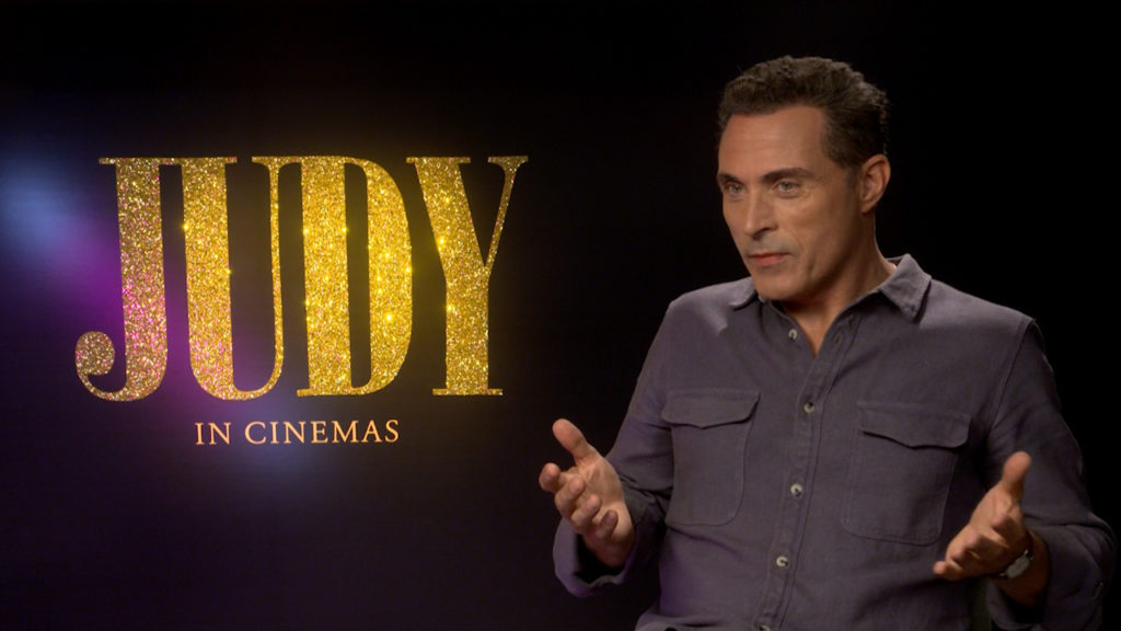 Rufus Sewell speaks exclusively to PinkNews (PinkNews)