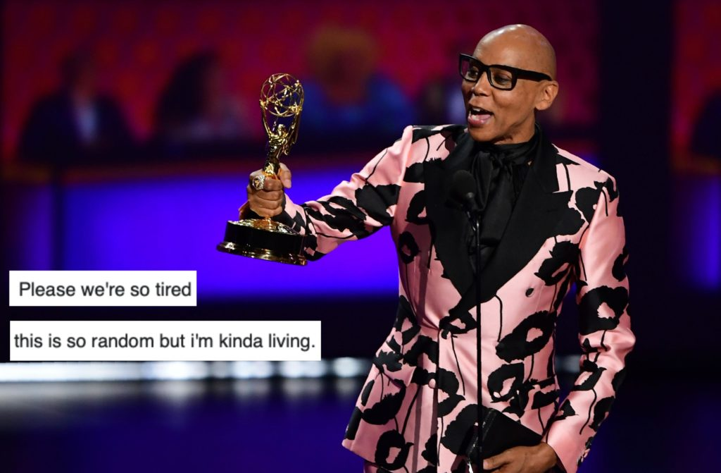 Mama Ru just announced a celebrity spin-off of Drag Race and Twitter is conflicted. (FREDERIC J. BROWN/AFP/Getty Images)