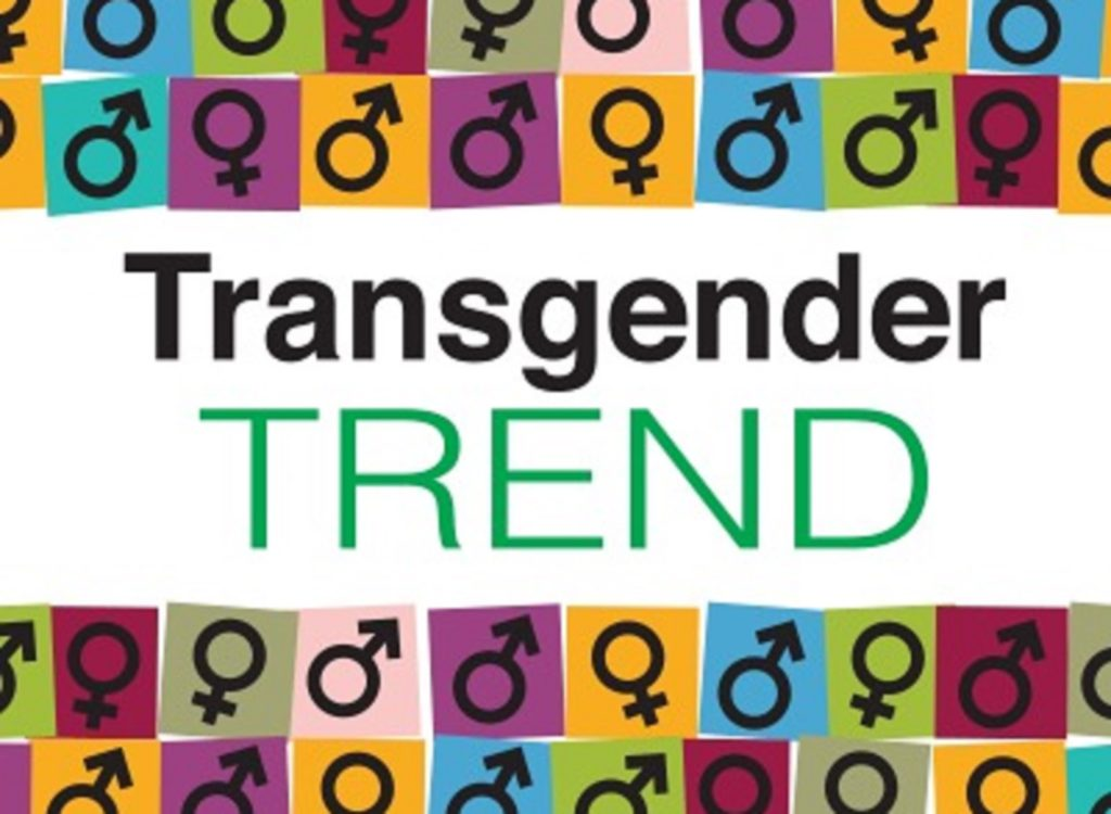 An anonymous prankster targeted anti-trans pressure group Transgender Trend