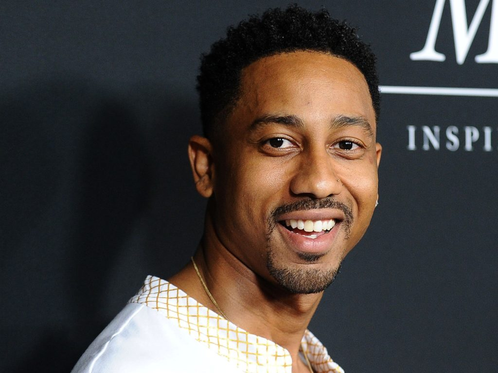 Brandon T. Jackson was on 'thin ice' with God for playing gay character in Tropic Thunder