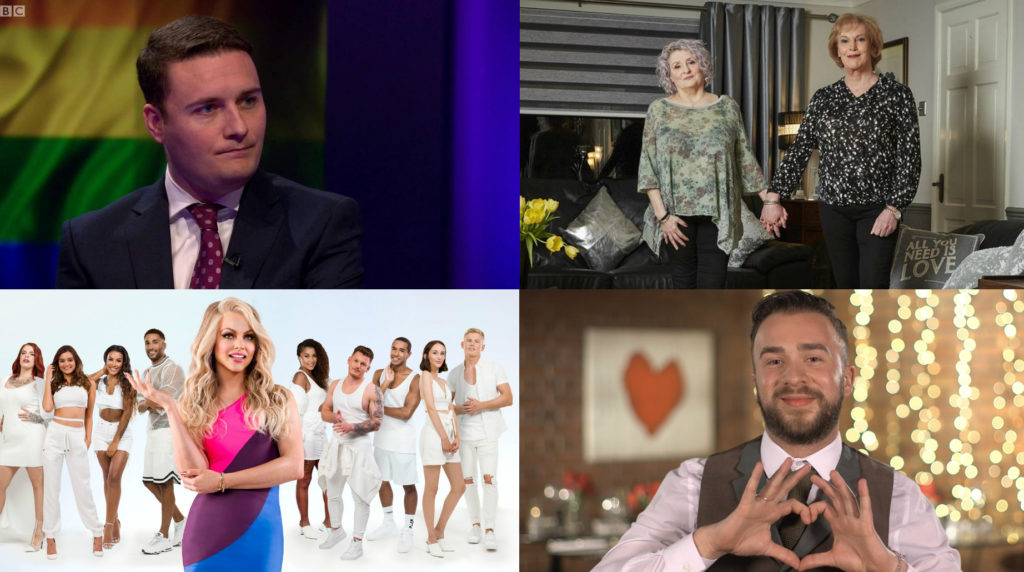 PinkNews broadcast award nominees 2019
