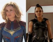 Captain Marvel and Valkyrie romantic relationship