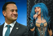 "Taoiseach Leo Varadkar ""wants Brexit done"" so he can go watch Cher. (KENZO TRIBOUILLARD/AFP via Getty Images/Burak Cingi/Redferns via Getty Images)"