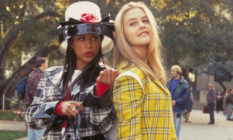 Dionne (Stacey Dash) and Cher (Alicia Silverstone) in the original Clueless.