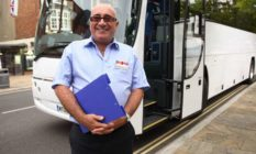 Coach Trip host Brendan Sheerin
