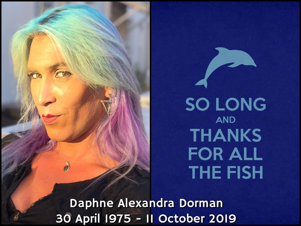 Daphne Dorman, referenced in Dave Chappelle's show, dead by suicide