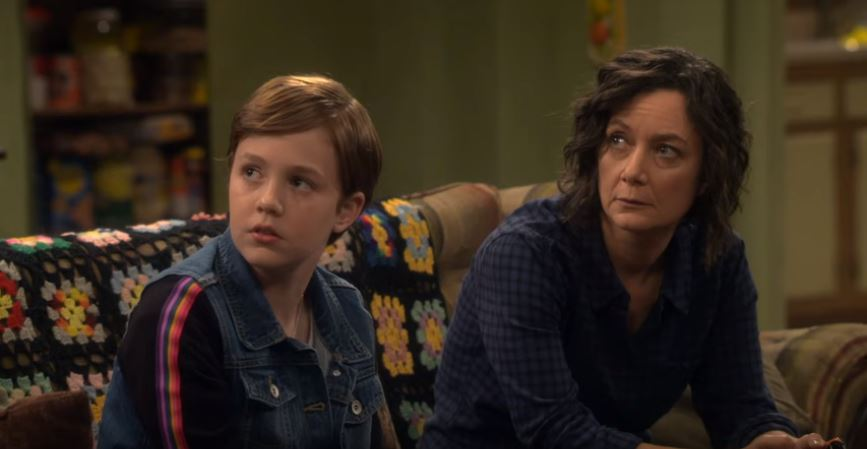 12-year-old comes out as gay on Rosanne spin-off The Conners in historic TV moment