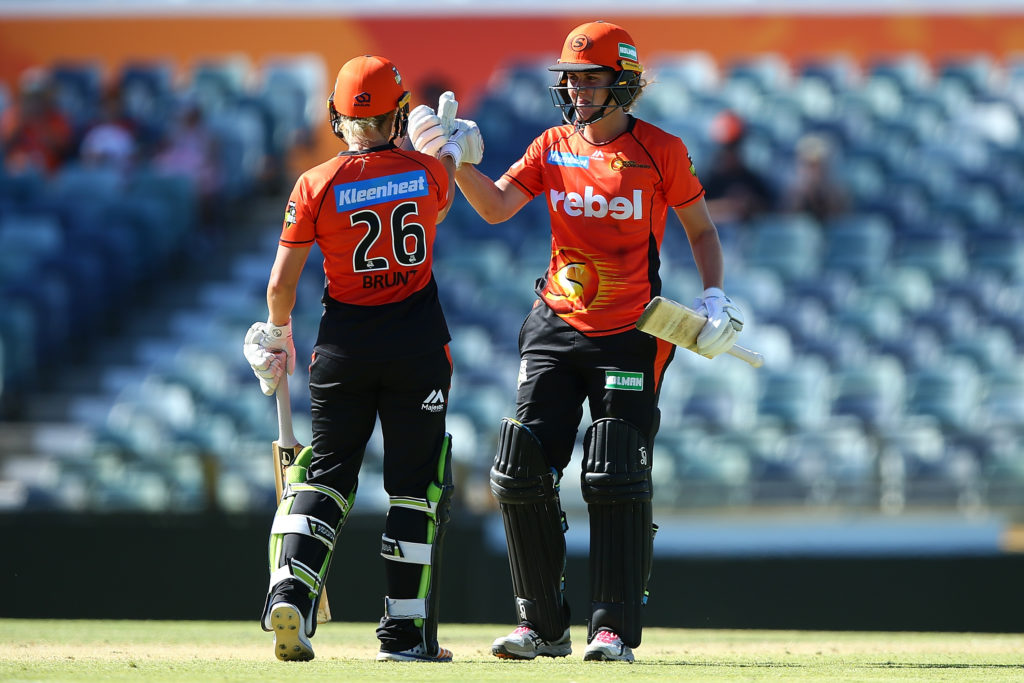 England cricketers Sciver and Brunt announce engagement