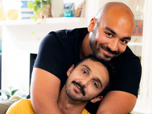 Groundbreaking new campaign encourages South Asian gay and bisexual men to get tested for HIV