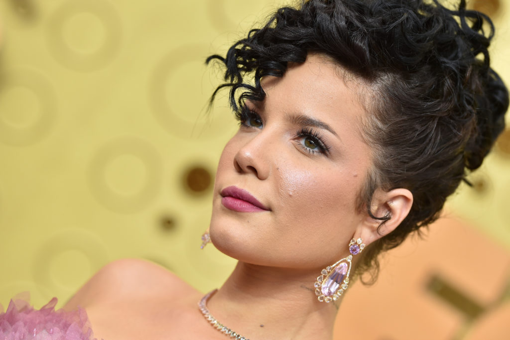 Halsey received rape threats after her ground-breaking performance with a female dancer