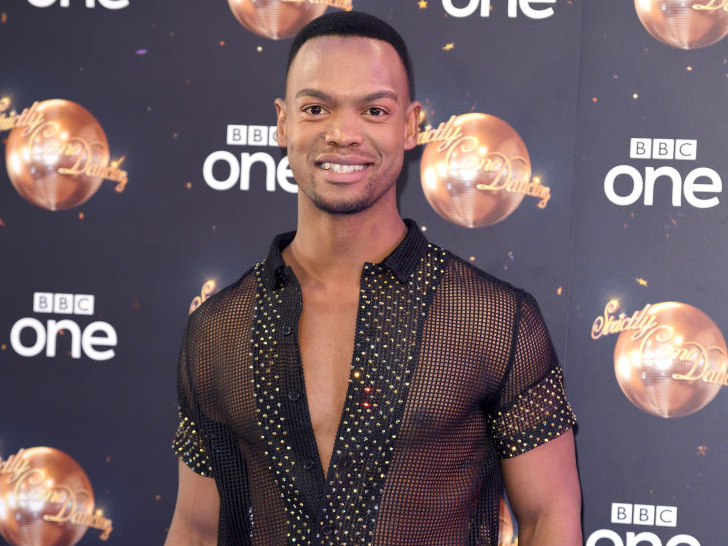 Johannes Radebe Strictly Come Dancing homophobic attack