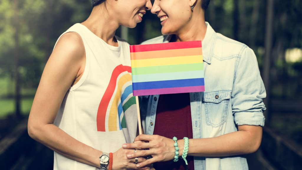 One in five LGBT youth identify as something other than lesbian, gay or bi
