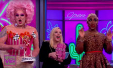 Nina West, Meghan McCain and Monét X Change