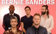 The Queer Eye cast some for Bernie Sanders in resurfaced video - and they don't hold back
