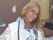 Transgender woman Roxsana Hernandez, who died while seeking asylum in the US from AIDS related illness.