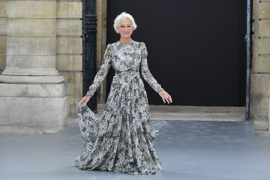 Dame Helen Mirren really wants you to know that trans women are women