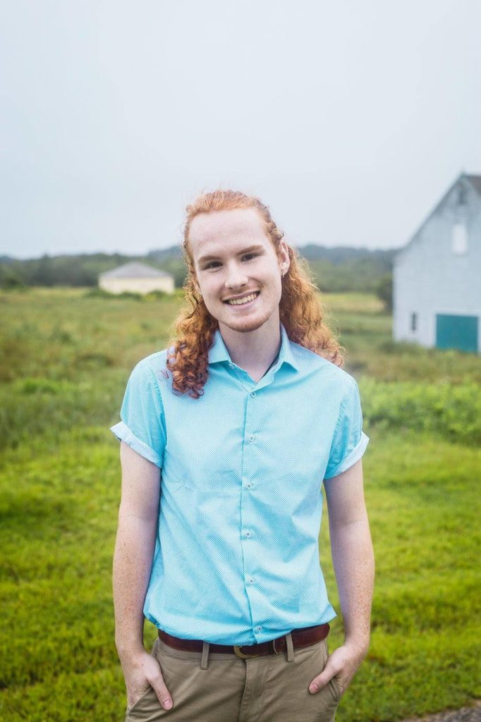 This gay 19-year-old is one of the youngest elected officials in the US