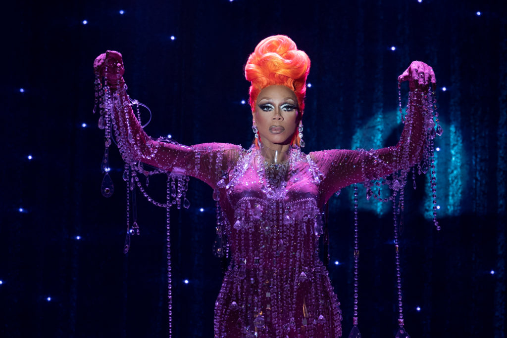 RuPaul stars in new Netflix comedy AJ and the Queen