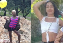 Two trans women, Jerrika Rivas Ruíz (L) and Uber Agudelo Meléndez (R), were brutally killed in the space of two days in Colombia. (Facebook)