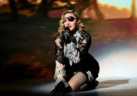 Madonna is under fire over her track 'God Control'